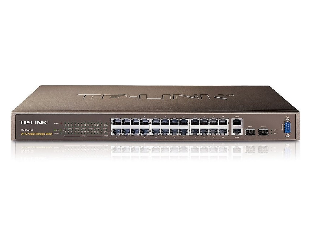 TP-Link TL-SL3428 v3 Switch Vista