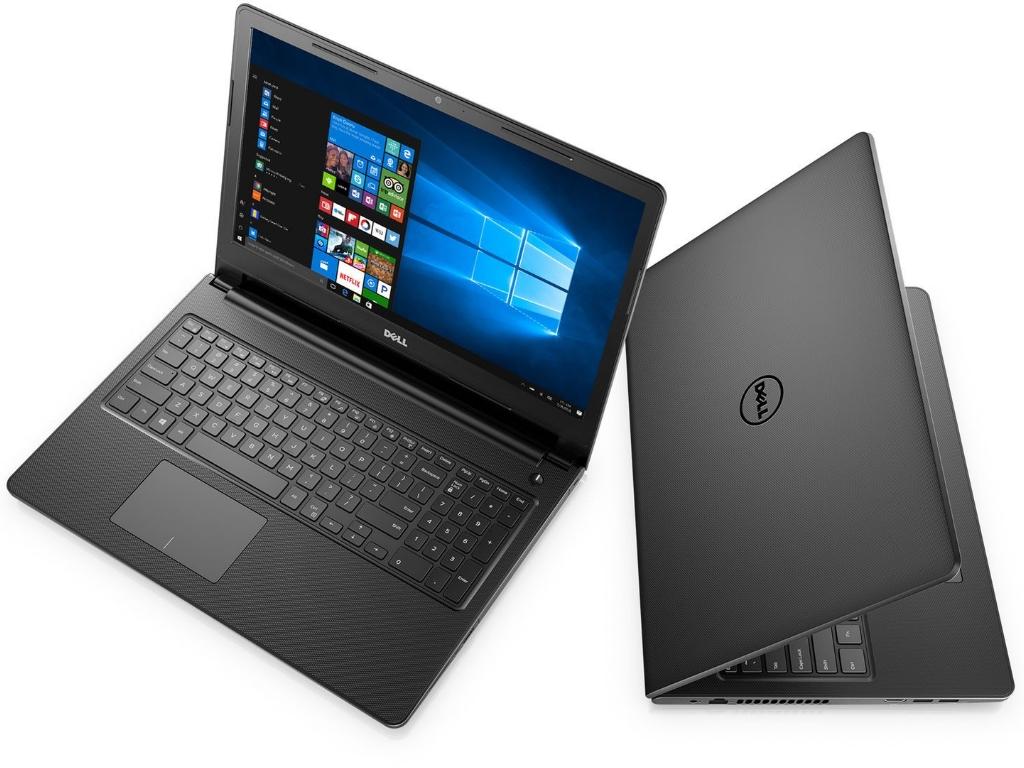 Harga Dell Inspiron 3552 Notebook Black 15 N3060 4 Gb Vga Linux Hp 14 Am016tu Silver Inch4gb500gbwin 10 Atehno 3000 156 Hd Intel
