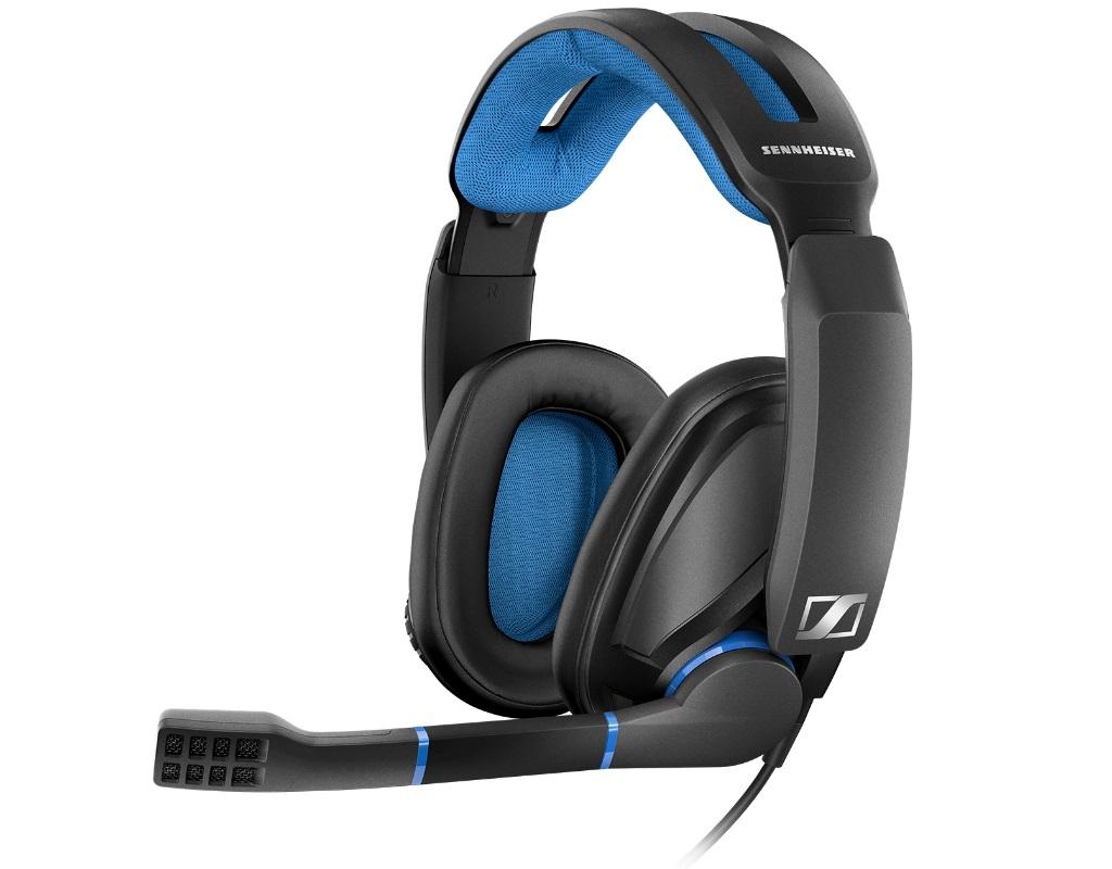Headset Sennheiser Gsp 300 1526000hz 19ohm Spl113db Mic 10 Headphone Hd 220s 15000hz Https En Ussennheisercom Gaming