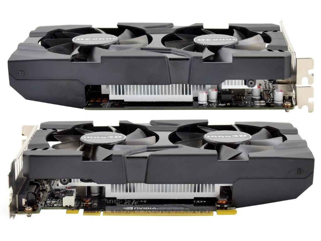 INNO3D GeForce GTX 1050 Ti X2   4GB DDR5 0159d52c7388a