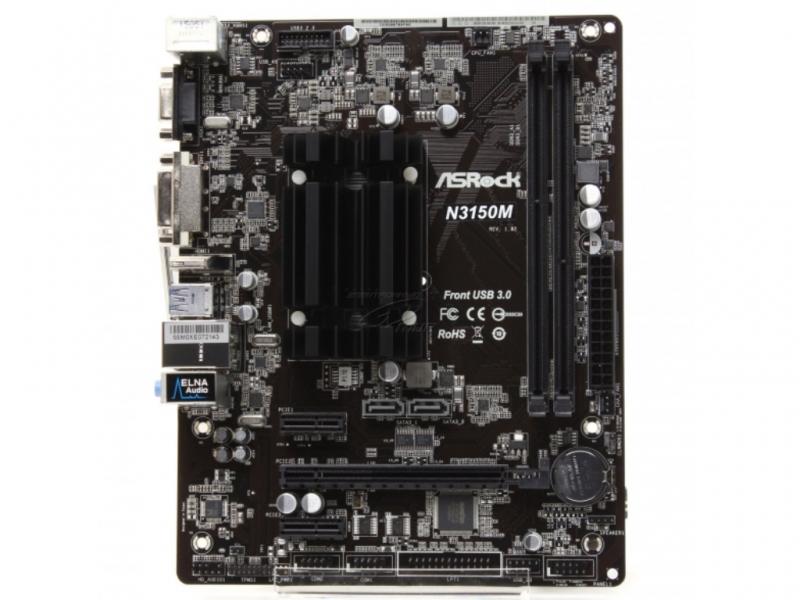 ASRock N3150M Descargar Controlador