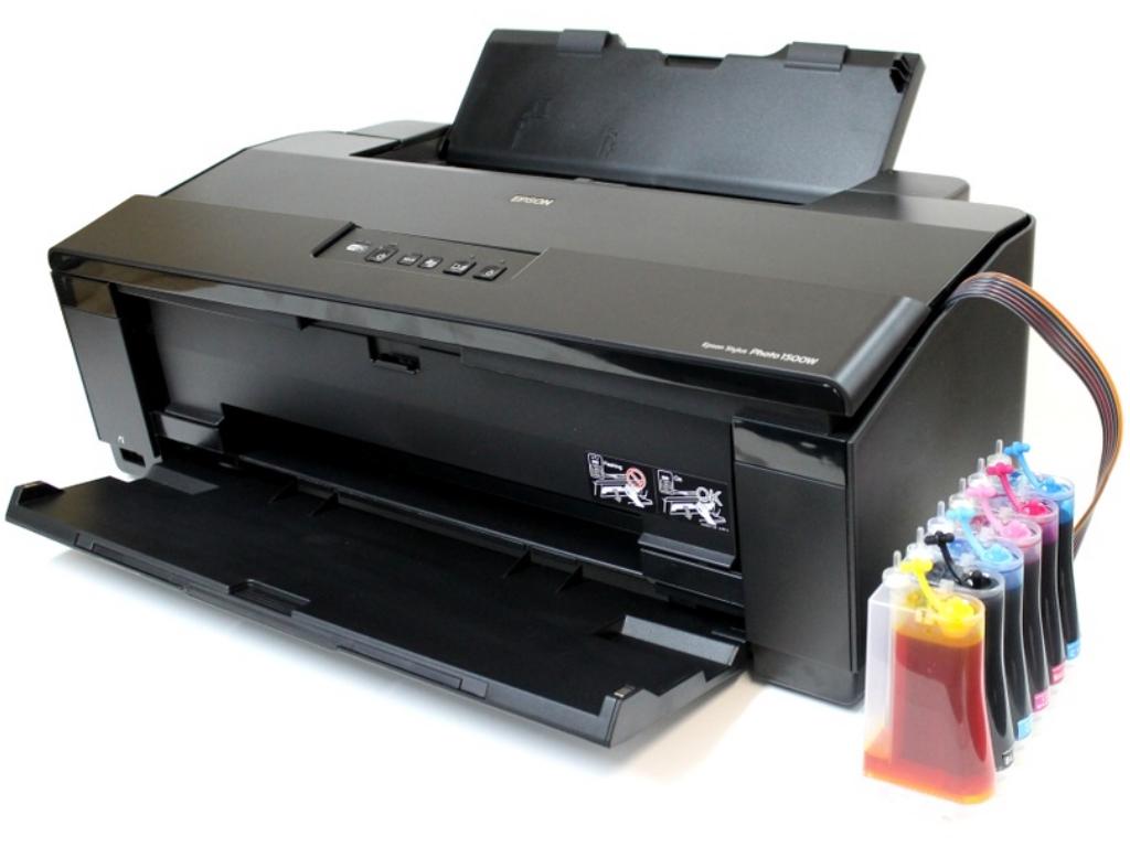 принтер с снпч для фотопечати отметил, что результат