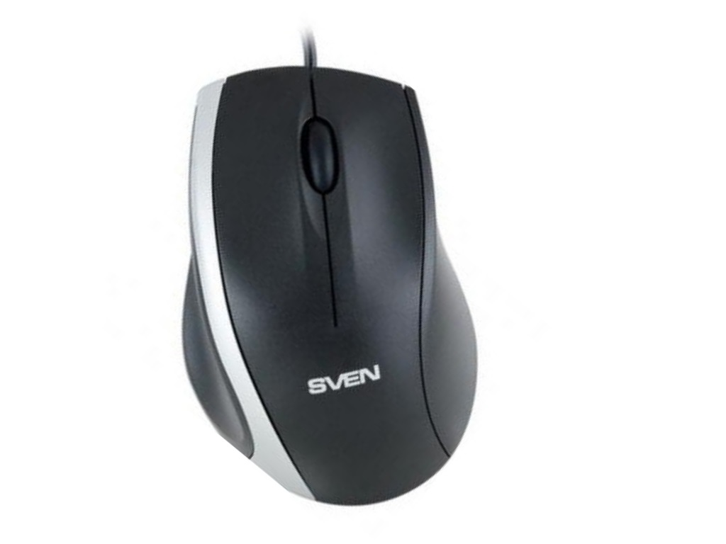 Atehno Sven Rx 180 Optical Mouse 800 Dpi Usb Black