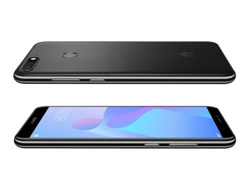 Huawei Y6 Prime 32GB, Black, Dual SIM, 720 x 1440 pixels 5 7