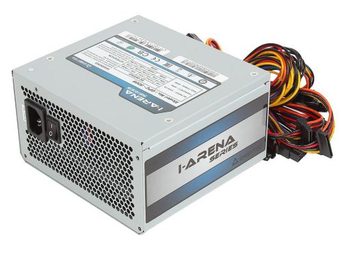 Power Supply ATX 500W Chieftec iARENA GPC-500S AC Input