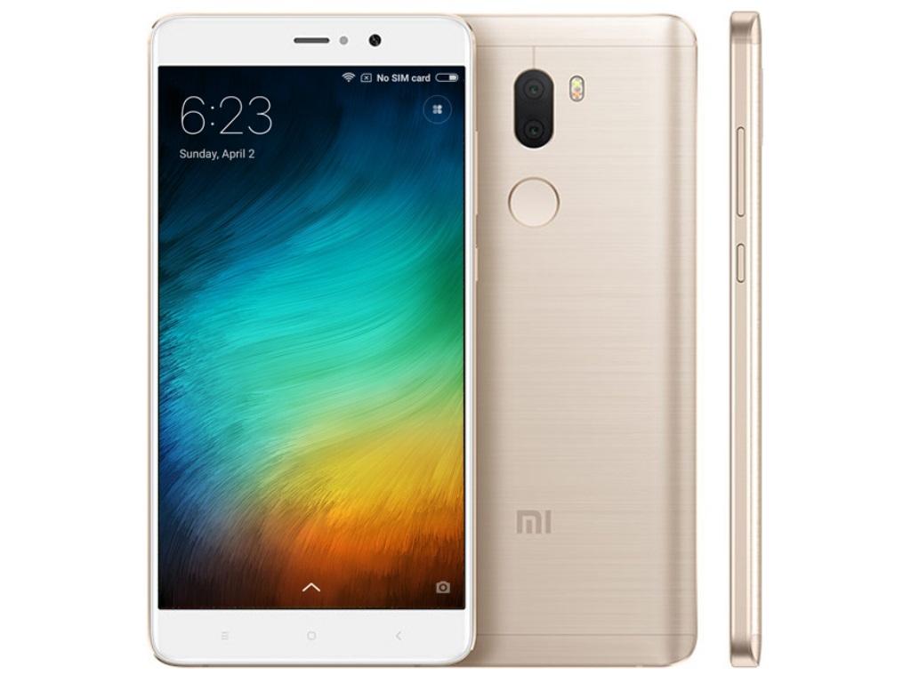 Xiaomi Mi 5s Plus 64gb Gold Dualsim 57 1080x1920 Ips Snapdragon 4gb 9359843386019 0