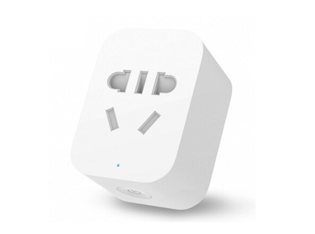 """XIAOMI """"Mi <b>Smart Socket Plug</b> 2 ZigBee Edition"""" CN, White, <b>Smart</b> ..."""