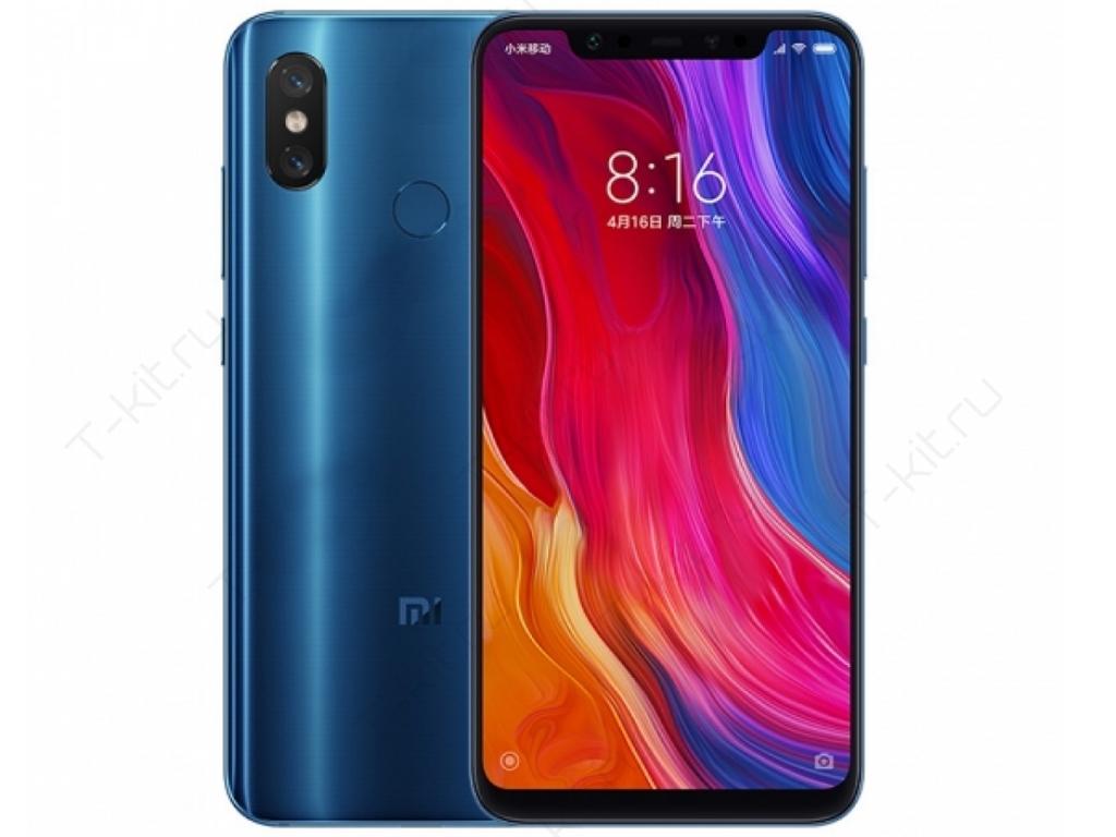 Xiaomi Mi8, 6/128Gb Blue 6 21